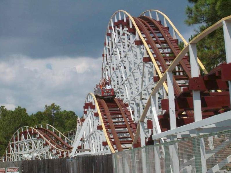 Starliner Rollercoaster