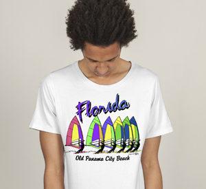 Wind Surfing Sun Wave Series