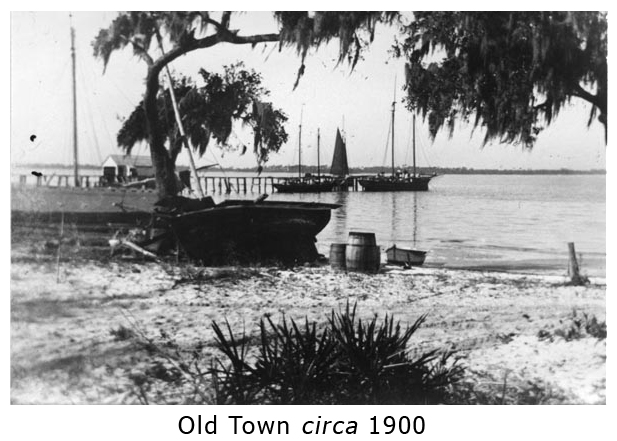 Old Panama City Beach St Andrews Famous Antebellum Author Resides On Saint Andrew Bay